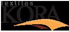 textiles Kora logo